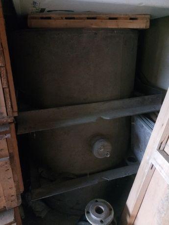 Металлическая бочка на 500 литров
