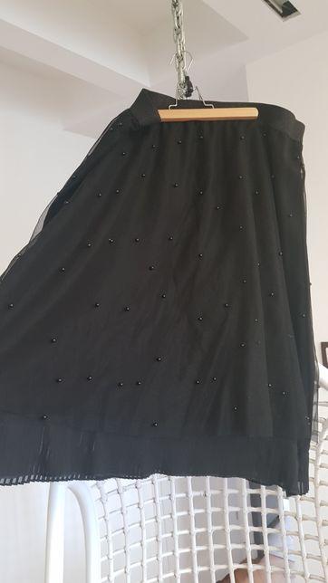 Elegancka spódnica PBO 40/42 z koralikami