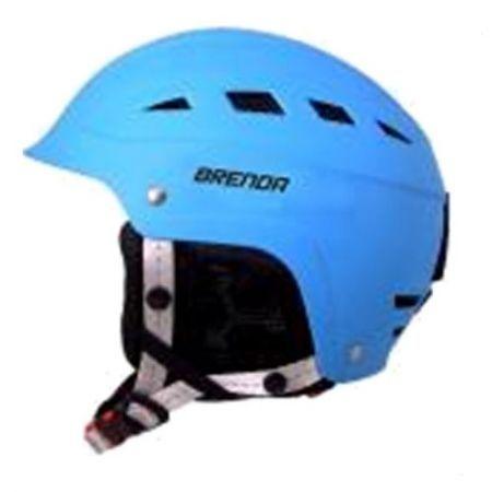 Kask narciarski BRENDA S/M lub X/XL niebieski **NOWY**