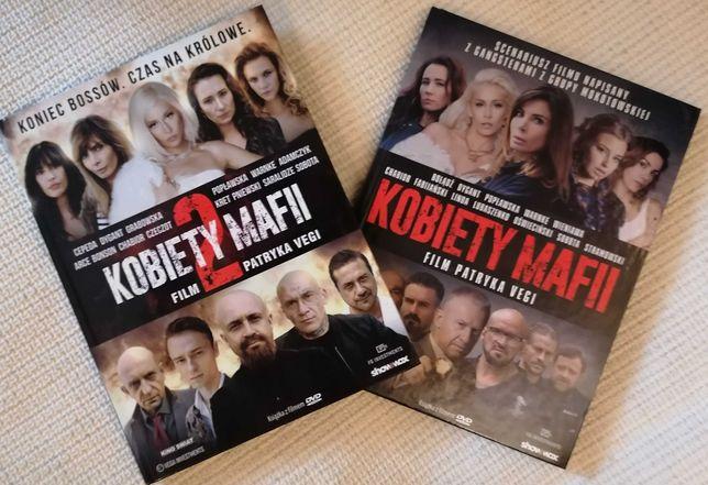 Kobiety Mafii 1,2 dvd