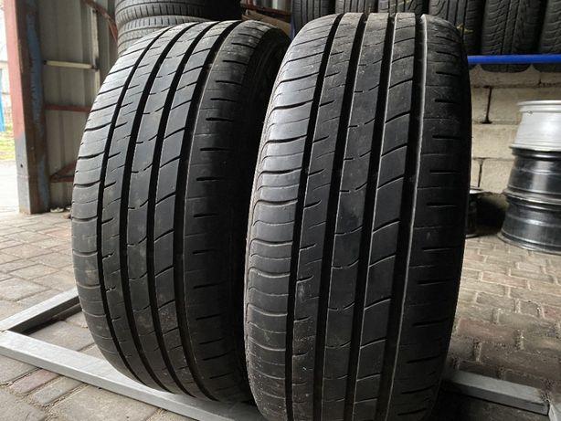 лето 235/55/R17 7,1мм 2016г Nexen 2шт шины шини