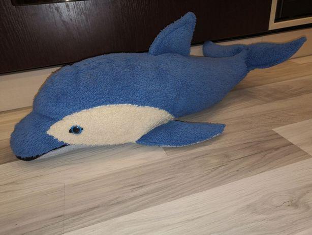Большой мягкий плюшевый дельфин / большая мягкая плюшевая игрушка