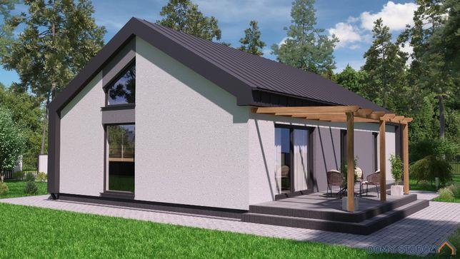 DOM Szkieletowy Energooszczędny mieszkalny 90 - 160m2 stodoła
