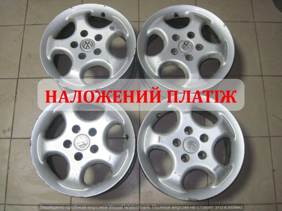 ПР Легкосплавные диски R15 5*112 DIA 57.1 ET45 7J Passat B5 Audi A4 B Львов - изображение 1