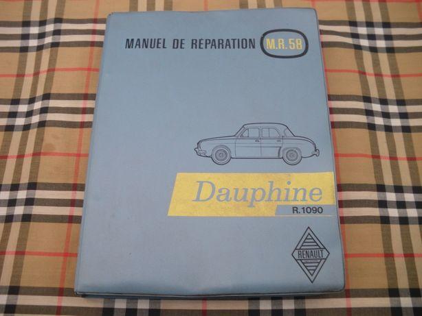 Renault Dauphine Ondine Gordini