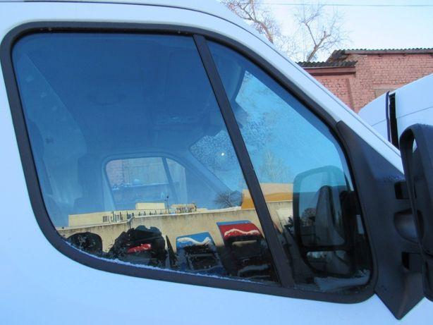 Стекло двери Рено Мастер 3 Renault Master 3 New Мовано с 2010