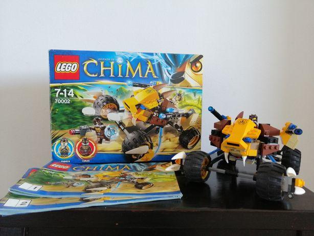 Klocki LEGO CHIMA 70002