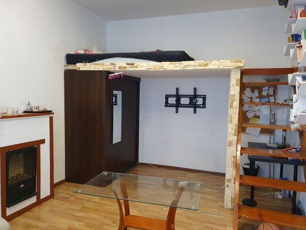 Mieszkanie kawalerka z antresolą Kazimierz bezczynszowe
