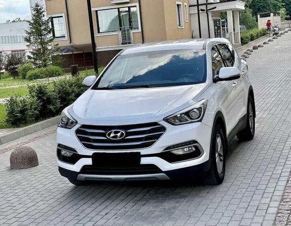 Hyundai SantaFe 2017 2.0CRDi AWD