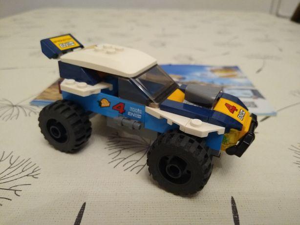 Zestaw LEGO city nr 60218