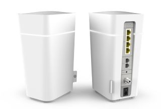 NOWY Router UPC Modem Giga Connect Box TG3492lG