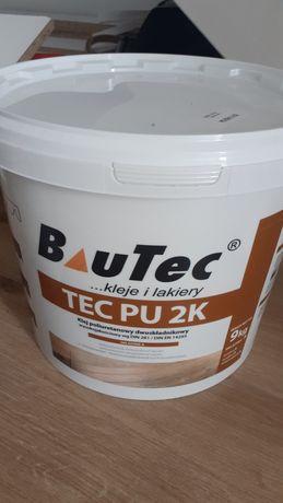Klej poliuretanowy dwuskładnikowy do parkietu deski Bautec TEC PU 2K
