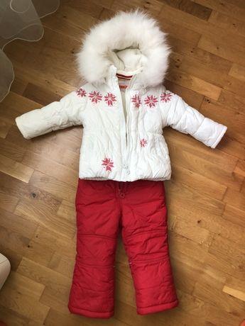 Зимний комбинезон 86 р., зимние штаны, курточка