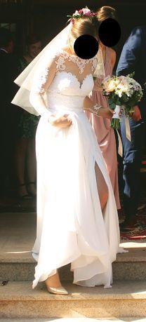 Suknia ślubna 34/36 FADWA + HEBE Secret Angel