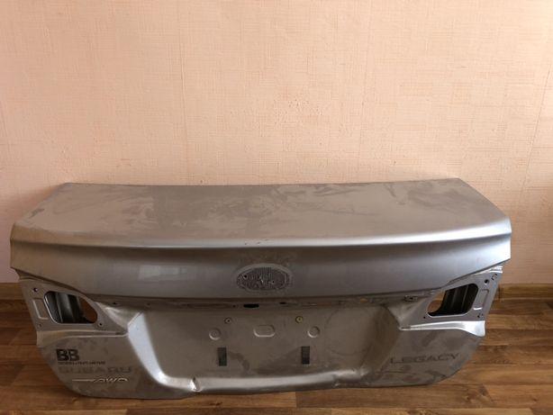 Крышка багажника Subaru Legacy Субару Легаси кришка багажніка 2013-15
