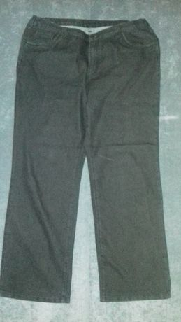 Charles Voegele czarne spodnie jeansy r.48
