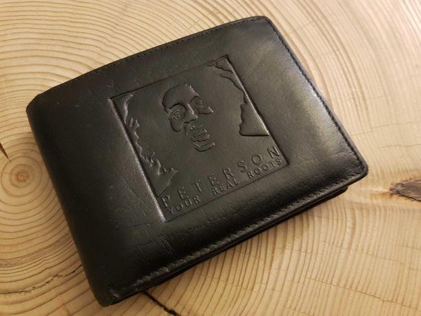 Portfel męski skórzany Peterson Specjalna edycja Bob Marley