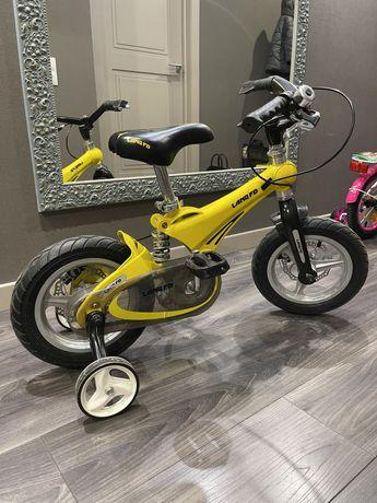 Детский велосипед 3+