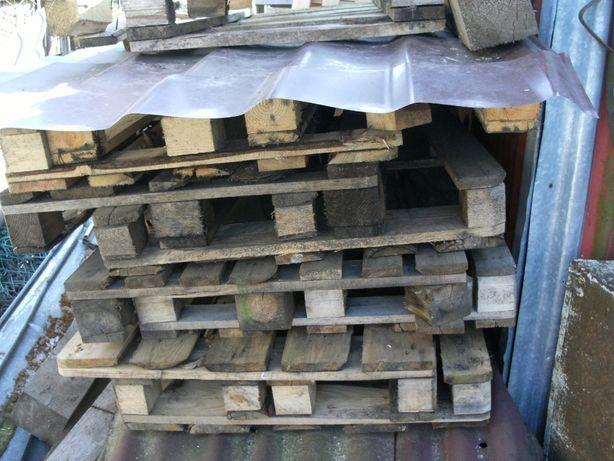 Palety drewniane-używane