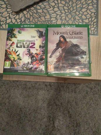 Gry Xbox one