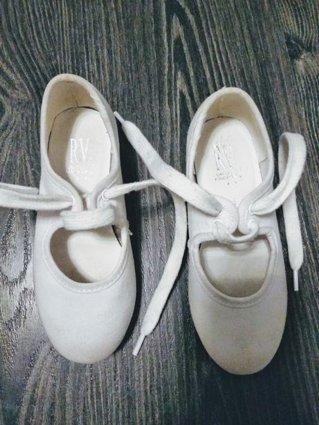 Туфли для танцев степ, чечетка размер 9,5 ( 17 см) RV United Kingdom
