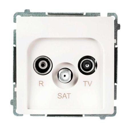 Gniazdo Simon Basic RTV/SAT