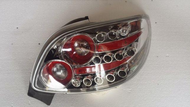 lampa Peugeot 206 tył prawa lift