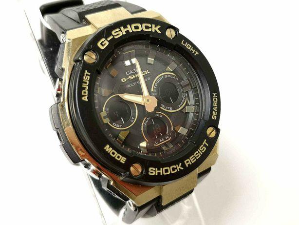 Zegarek Casio G-Shock Premium Style Złoty