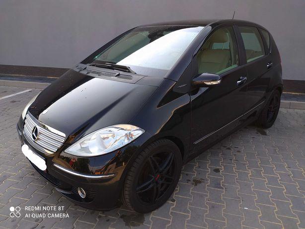 Perfekcyjny Salonowy Mercedes A klasa Brabus 200 KM- 110 tys km