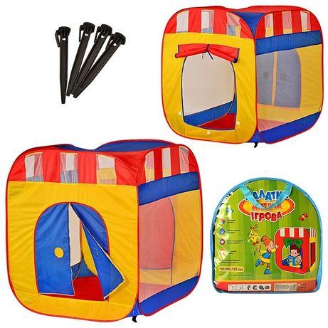 Детская палатка,дитяча палатка,детский игровой домик,дитячий будиночок