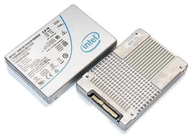 "SSD NVME Intel DC P4510 Series 1TB и 2TB  2.5"" PCI-e 3.0 NVMESSD"