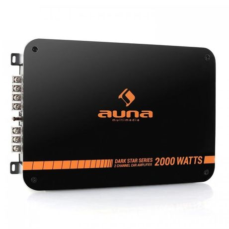 Усилитель автомобильный Auna Dark Star 2000 (Германия)