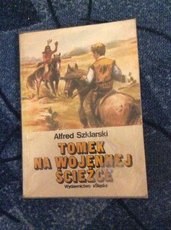Alfred Szklarski - Tomek na wojennej ścieżce