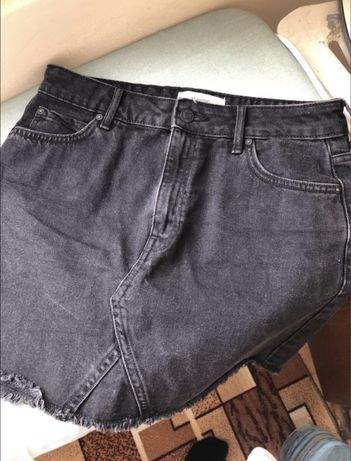 Спідниця джинсова