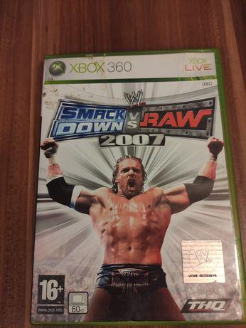 WWE SmackDown! vs. Raw 2007XBOX 360