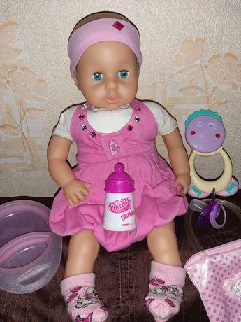 Интерактивная Кукла Пупс Lissi Лисси Полечи меня с функциями