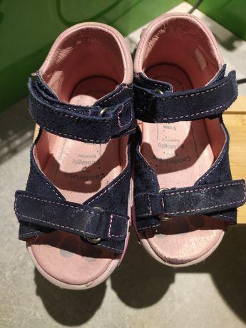 buty, buciki sandałki, pantofle 24 renbut