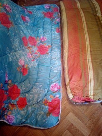 Перина и теплое одеяло