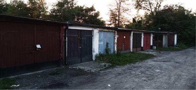 Garaż murowany Niwka-Wygoda