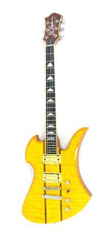 BC Rich NJ Classic Series Mockingbird Natural Gitara Elektryczna