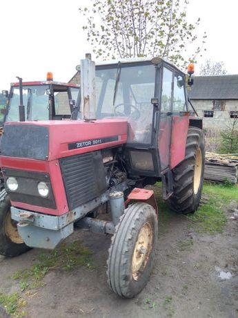 Ciągnik rolniczy Zetor 8011