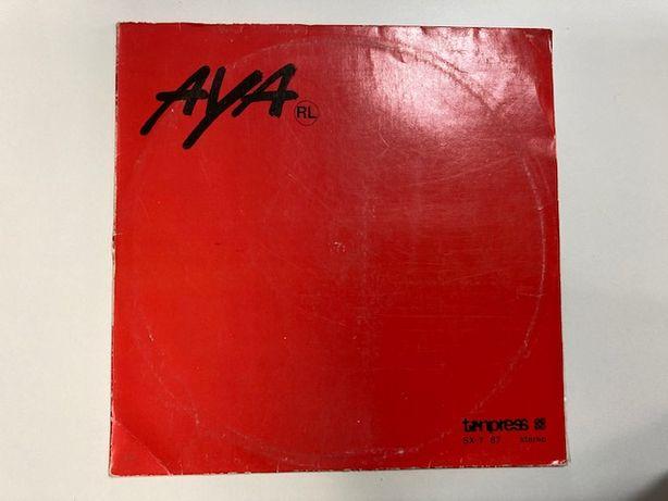 Płyta winylowa AYA RL 1986r