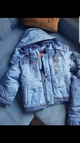 Комбинезон зима мальчик 2-4 года