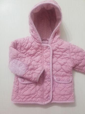 Дитяча куртка Next на дівчинку, розмір 86 см