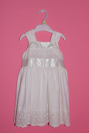 Sukienka chrzest, rozmiar 86