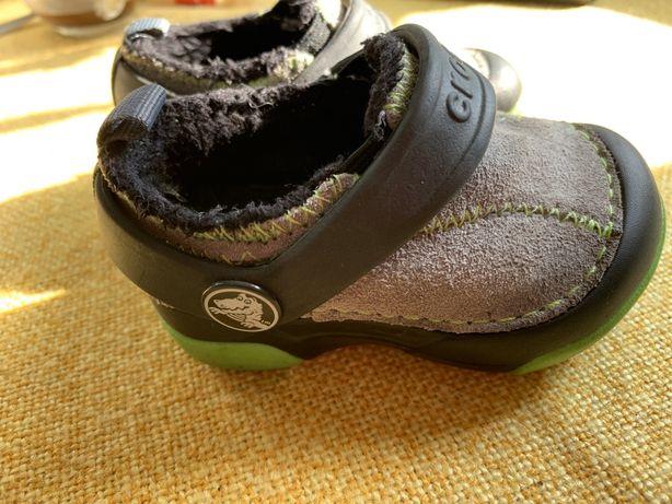 Обувь для деток CROCS, длина 12 см
