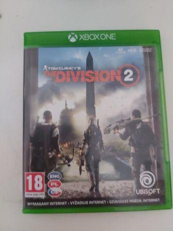 Devision 2 xbox one