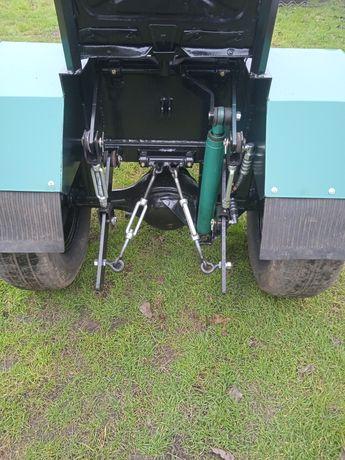 Мини трактор (саморобный)