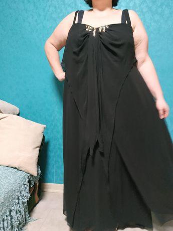 Платье очень большой размер