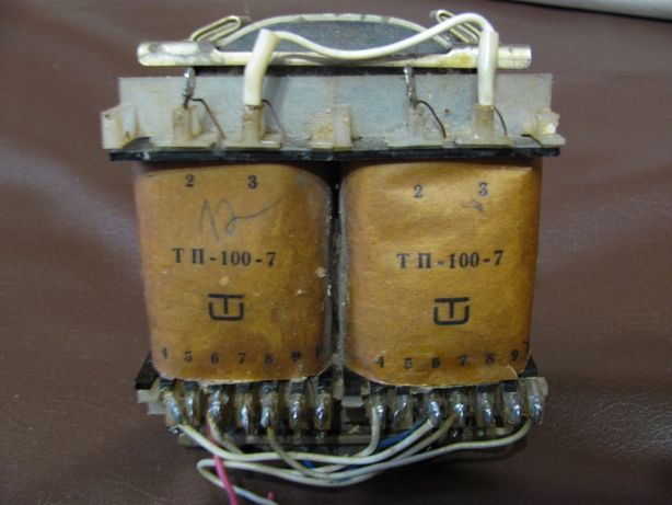 Трансформатор ТП-100-7 (250 рублей)